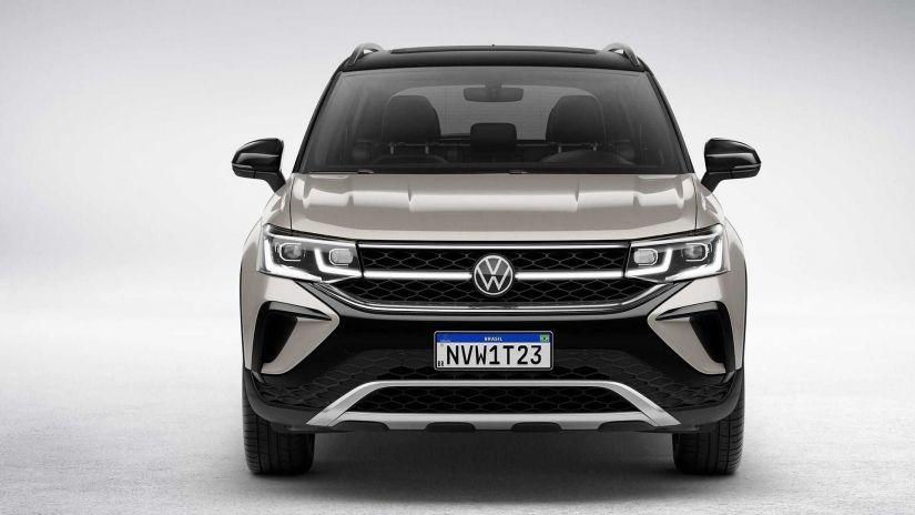 Volkswagen divulga todos os detalhes do novo SUV Taos  - Foto 3