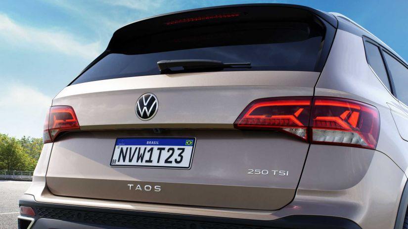 Volkswagen divulga todos os detalhes do novo SUV Taos  - Foto 4