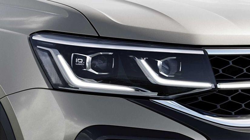 Volkswagen divulga todos os detalhes do novo SUV Taos  - Foto 6