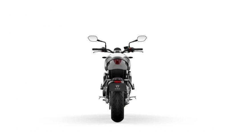 Triumph apresenta nova Trident 660 2021 com motor 81 cv