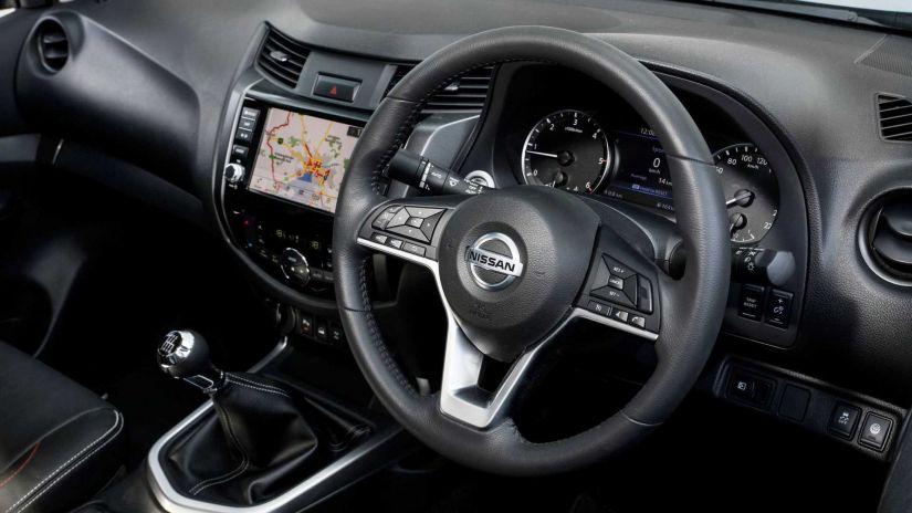 Nissan revela visual inédito para o Frontier 2021 - Foto 2