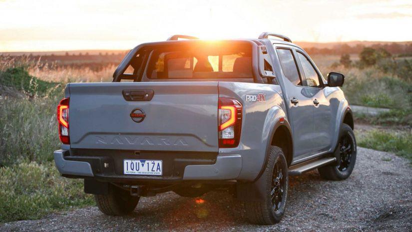 Nissan revela visual inédito para o Frontier 2021 - Foto 3