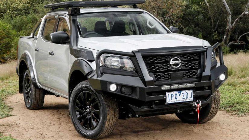 Nissan revela visual inédito para o Frontier 2021 - Foto 4