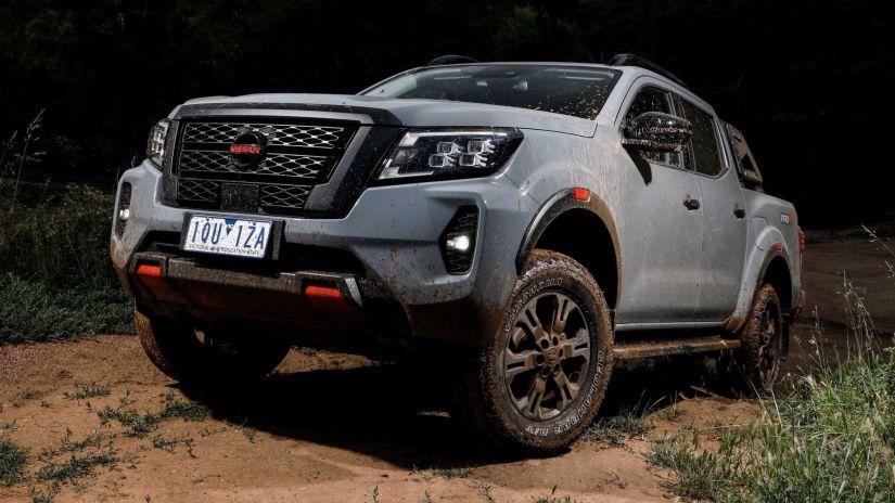 Nissan revela visual inédito para o Frontier 2021 - Foto 5