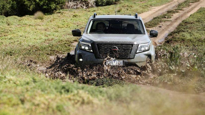 Nissan revela visual inédito para o Frontier 2021 - Foto 6