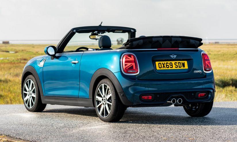 Mini Cooper anuncia versão exclusiva e limitada do S Cabrio