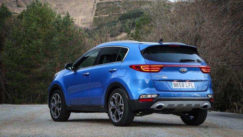 Novo Kia Sportage terá versão 100% elétrica