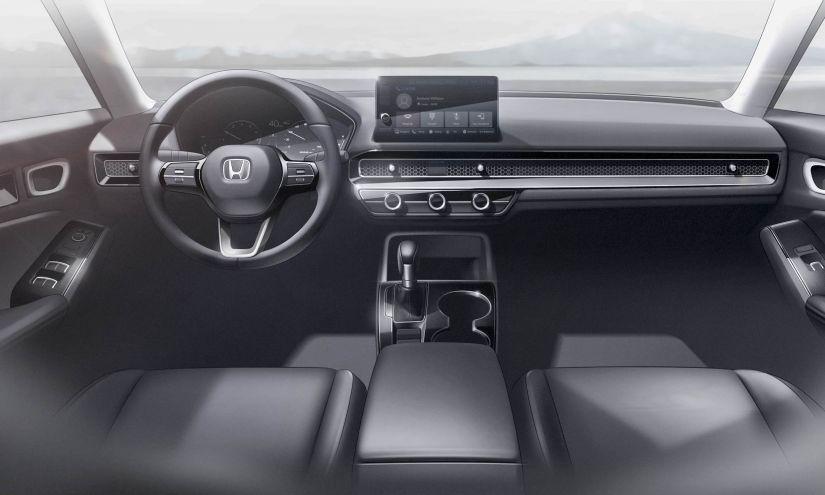Honda aposta em linhas conversadores para Civic 2022