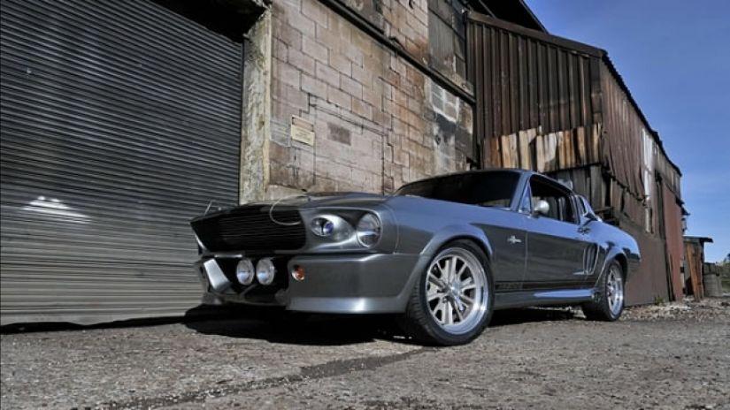 Mustang pilotado por Nicolas Cage é colocado à venda
