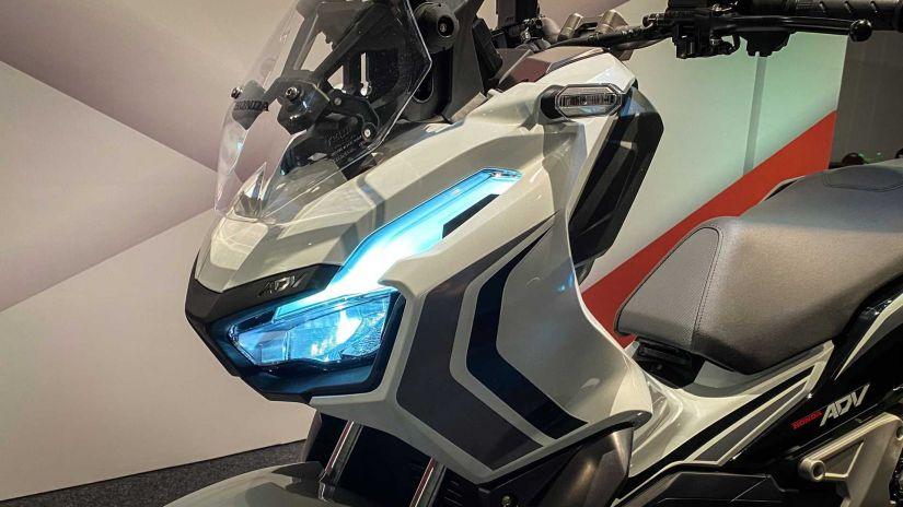 Honda lança nova ADV 150 com preço de R$ 17.490 - Foto 2
