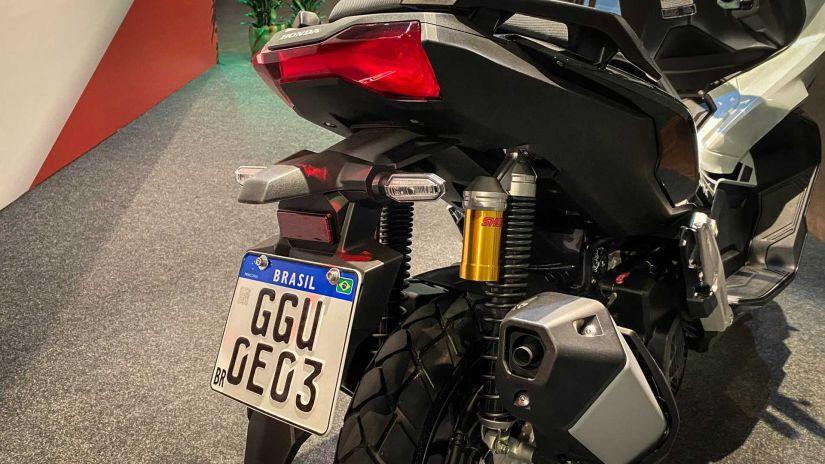 Honda lança nova ADV 150 com preço de R$ 17.490 - Foto 4