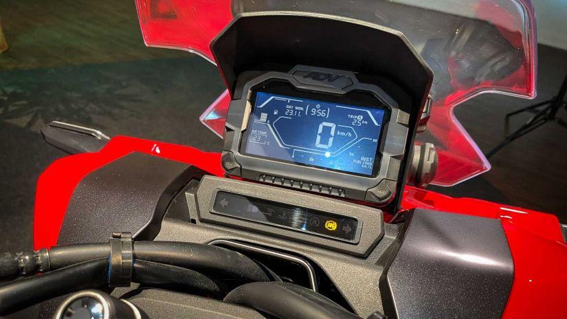 Honda lança nova ADV 150 com preço de R$ 17.490 - Foto 5