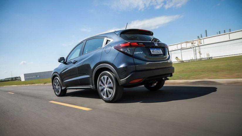 Novo Honda HR-V 2021 chega mais equipado e partindo de R$ 105.100