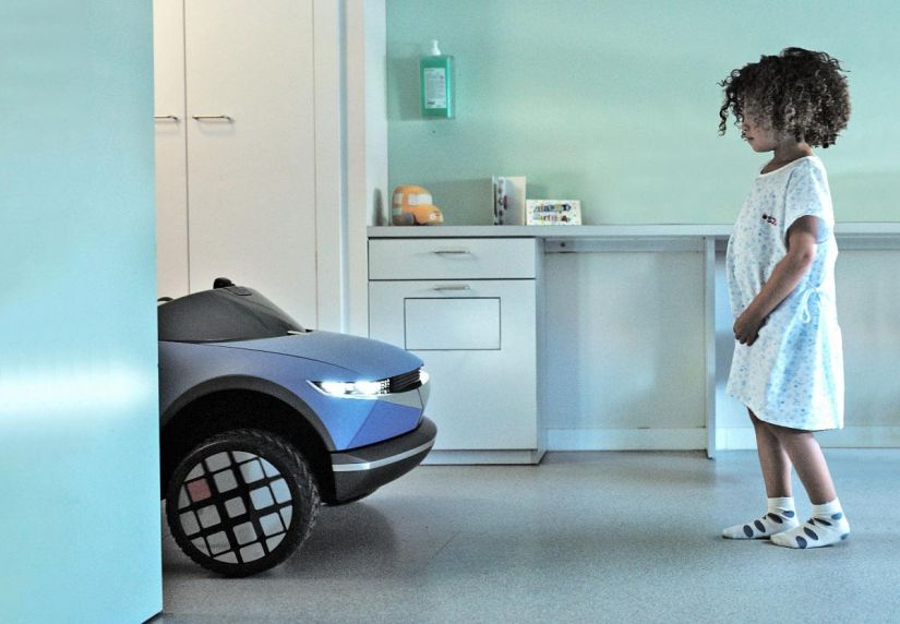 Hyundai cria carrinho que lê emoções de crianças