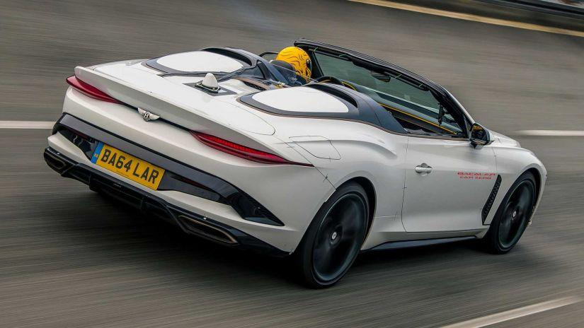Bentley mostra protótipo de carro que chega a 322 km/h