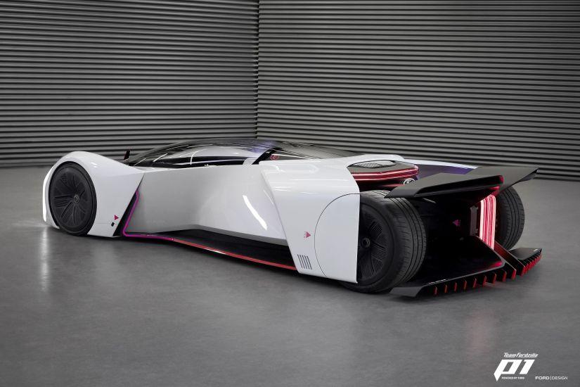 Ford cria carro de corrida em parceria com atletas de eSports