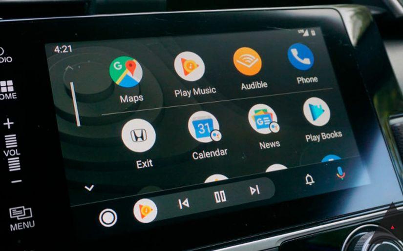 Android Auto 6.0 chegará com novos recursos visuais