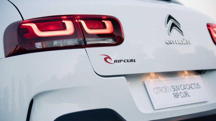 Citroën C4 Cactus ganha versão Rip Curl na Argentina - Foto 1