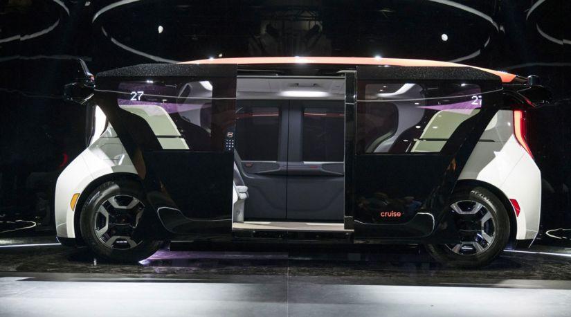 GM e Microsoft assinam acordo para o desenvolvimento de carros autônomos