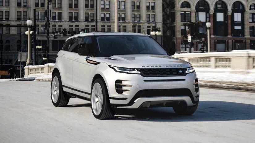 Land Rover lança Discovery Sport e Evoque 2021 no Brasil