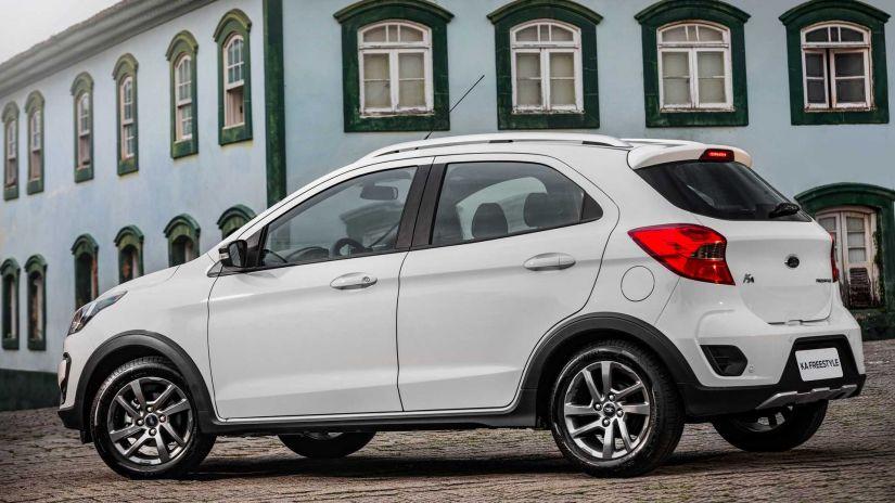 Ford Ka é o carro novo que mais desvalorizou entre os mais vendidos de 2020