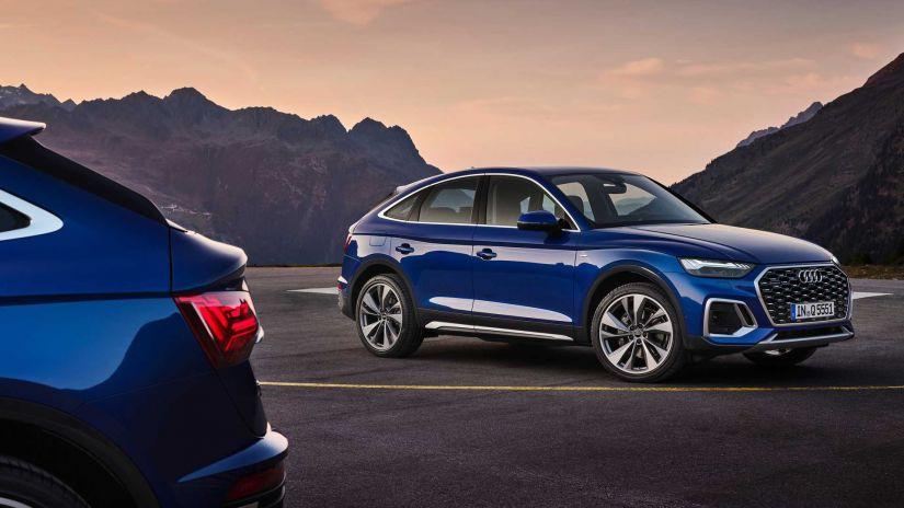 Audi anuncia pré-venda dos novos Q5 e Q5 Sportback no Brasil