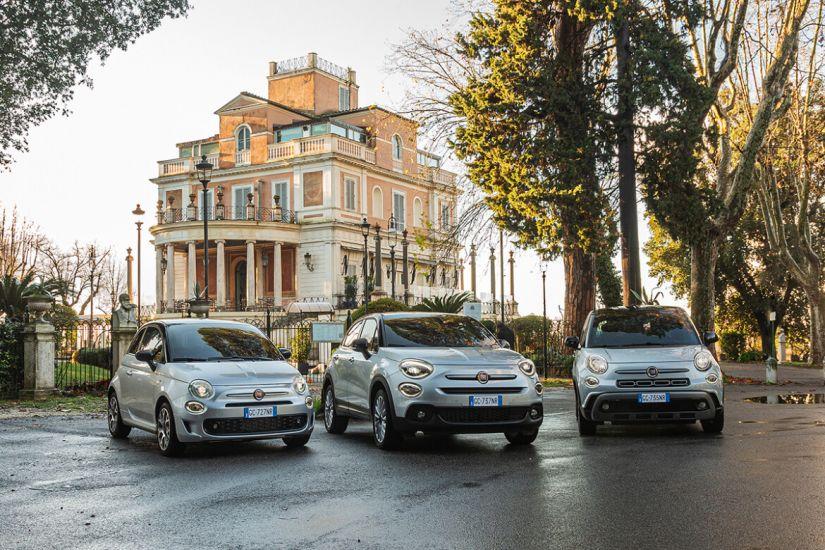 Fiat lança nova família do 500 na Europa