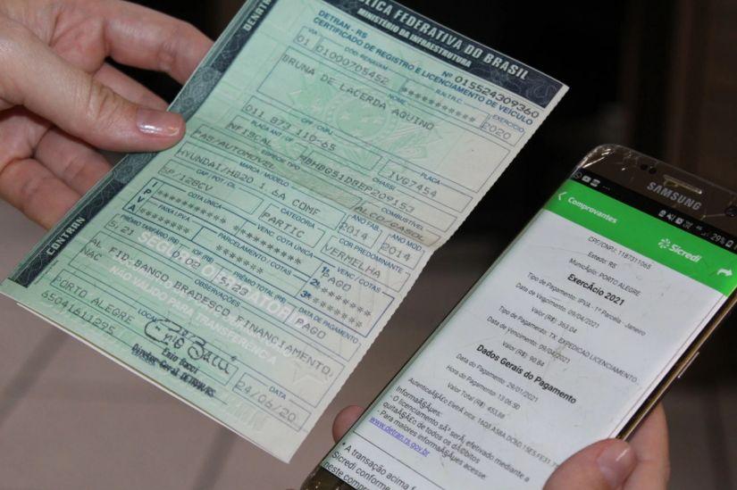 Decisão Liminar briga Detran a emitir documentos impressos de veículos