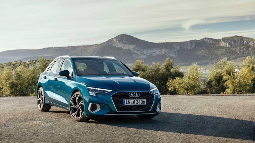 Audi confirma chegada de novos A3 Sedan e Sportback para 2º semestre de 2020