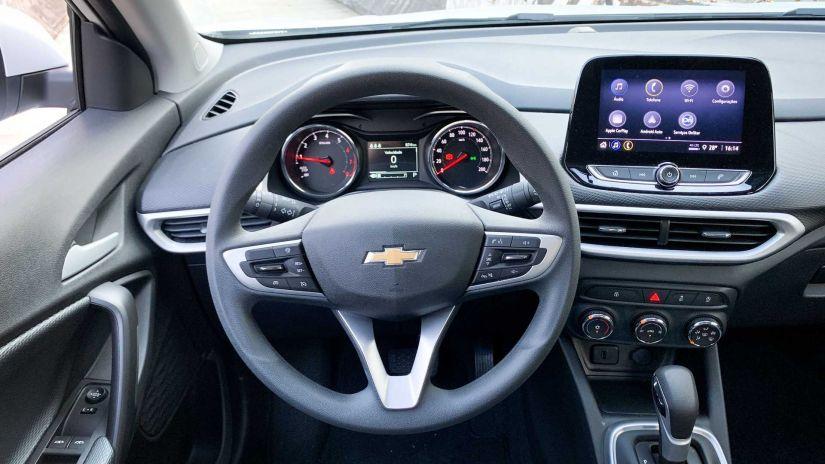 Chevrolet reajusta preços e Tracker fica mais caro