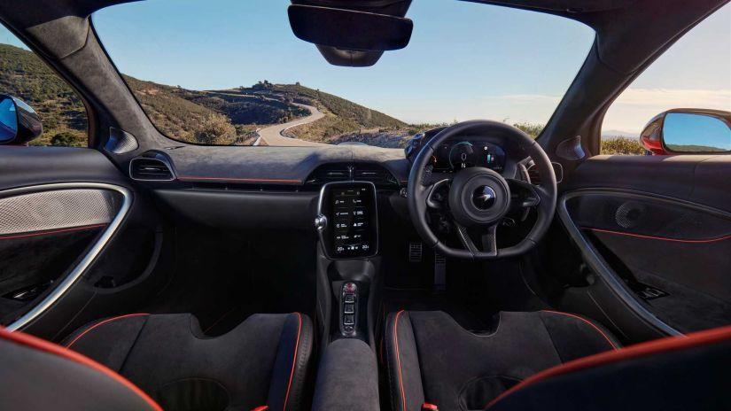McLaren apresenta novo supercarro Artura: plug-in entrega 680 cv de potência
