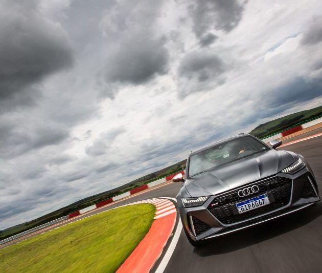 Audi anuncia evento com curso de pilotagem no Brasil
