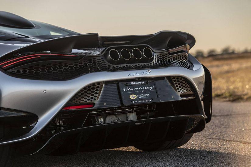 McLaren 765 LT chega ao Brasil custando mais de R$ 5 milhões.