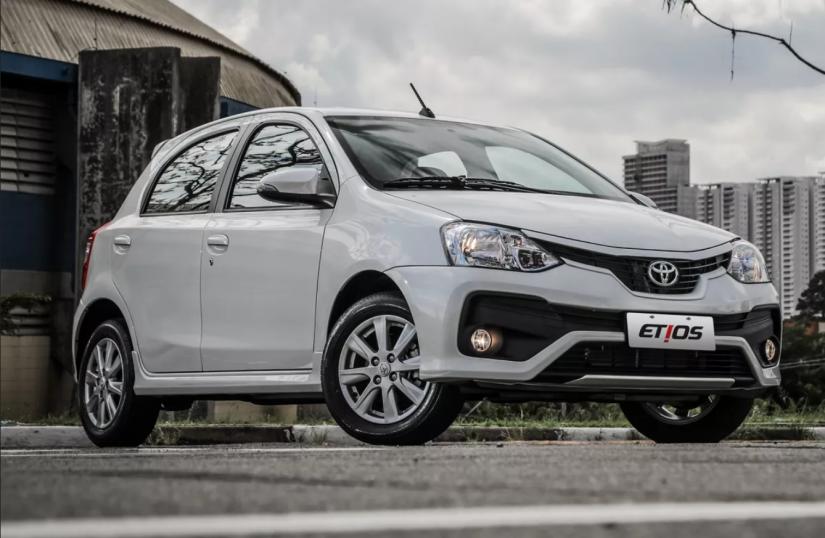 Toyota Etios deixa de ser vendido no Brasil a partir de abril