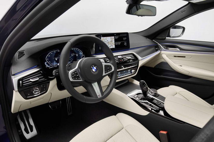 BMW libera para reserva no Brasil do novo 530e M Sport Dark Edition