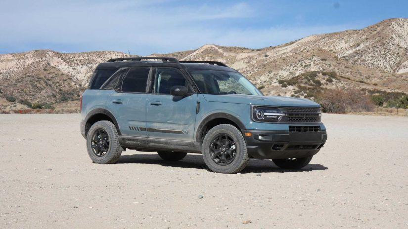 Ford divulga primeiro teaser do Bronco no Brasil