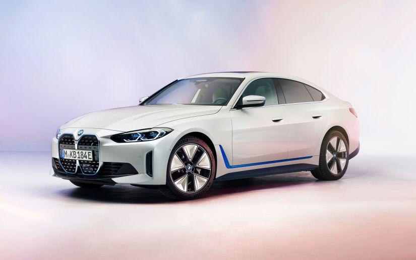 BMW terá nova plataforma focada em carros elétricos 2025