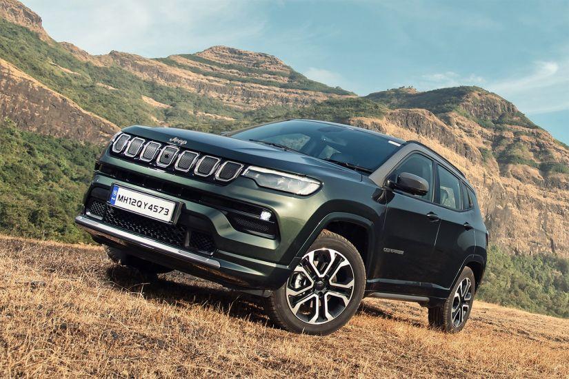 Novo Jeep Compass 2022 entra em pré-venda na segunda-feira