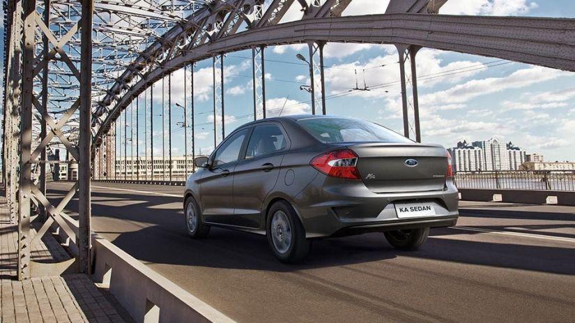 Ford encerra vendas de Ka, Ka Sedan e EcoSport no Brasil
