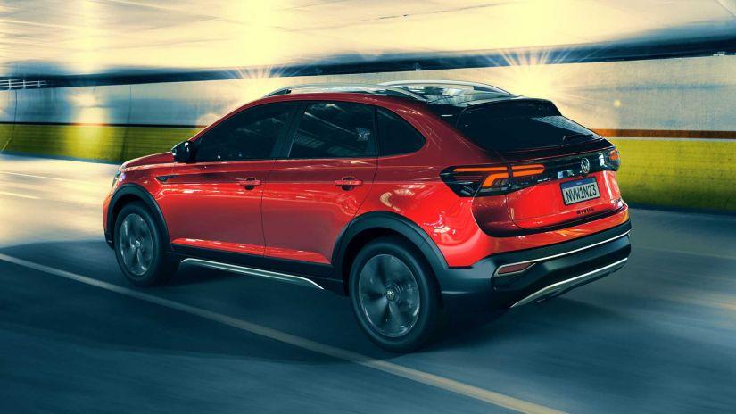 Volkswagen aumenta preço de Nivus e modelo fica até R$ 2,1 mil mais caro