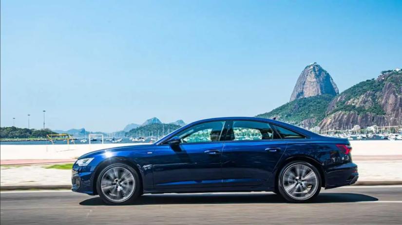 Audi A6 2021 ganha versão com motor 2.0 turbo