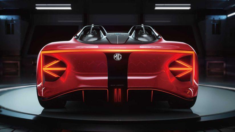 MG revela modelo elétrico com 800 km de autonomia