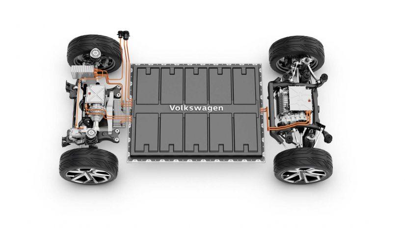 Carro elétrico da Ford com plataforma VW será um SUV compacto