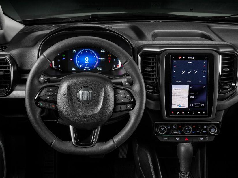 Fiat lança oficialmente Toro 2022. Confira versões e preços!