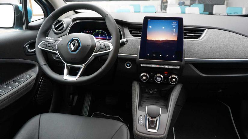 Renault Zoe 2022 é confirmado para o Brasil em duas versões