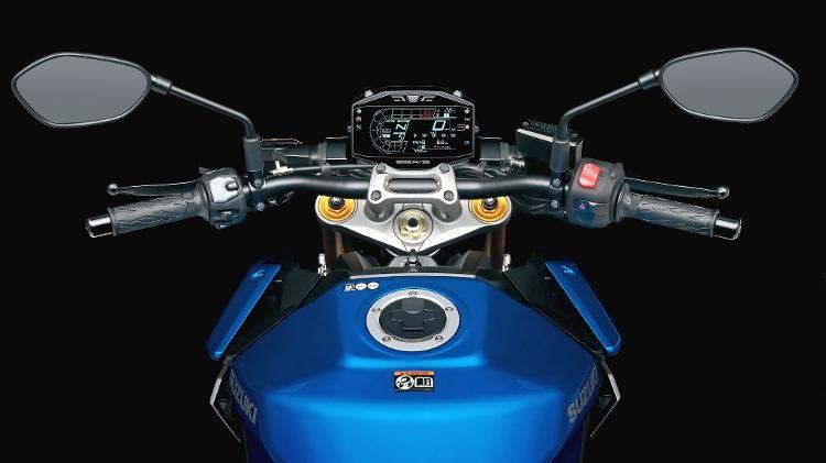 Suzuki revela nova GSX-S 1000 com 152 cv