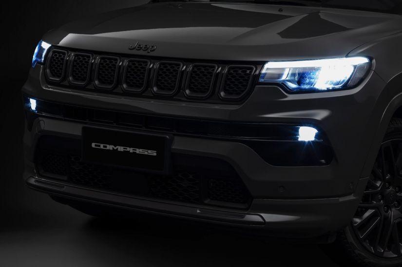Jeep Compass 2022 é oficialmente apresentado para o Brasil - Foto 1