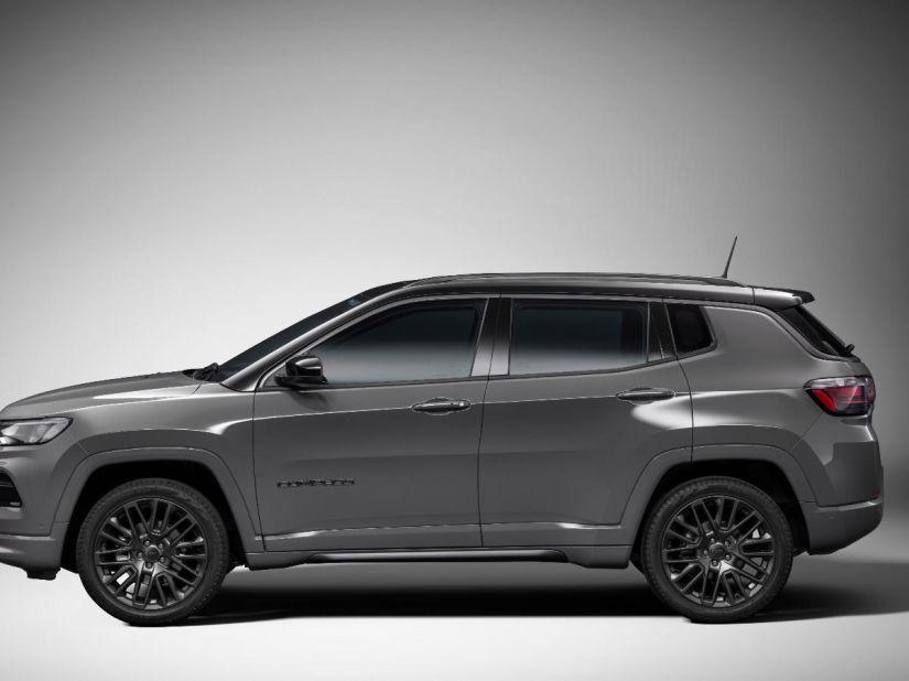 Jeep Compass 2022 é oficialmente apresentado para o Brasil - Foto 2