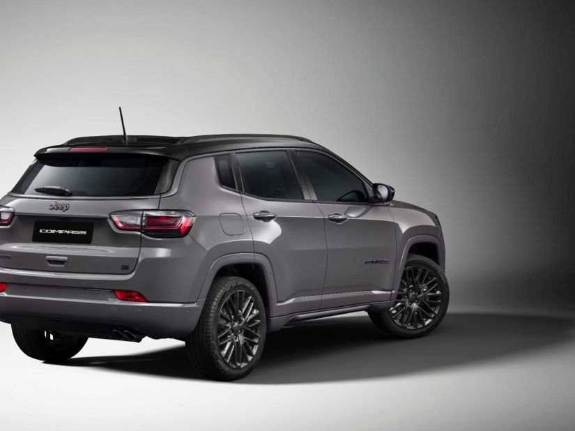 Jeep Compass 2022 é oficialmente apresentado para o Brasil - Foto 7