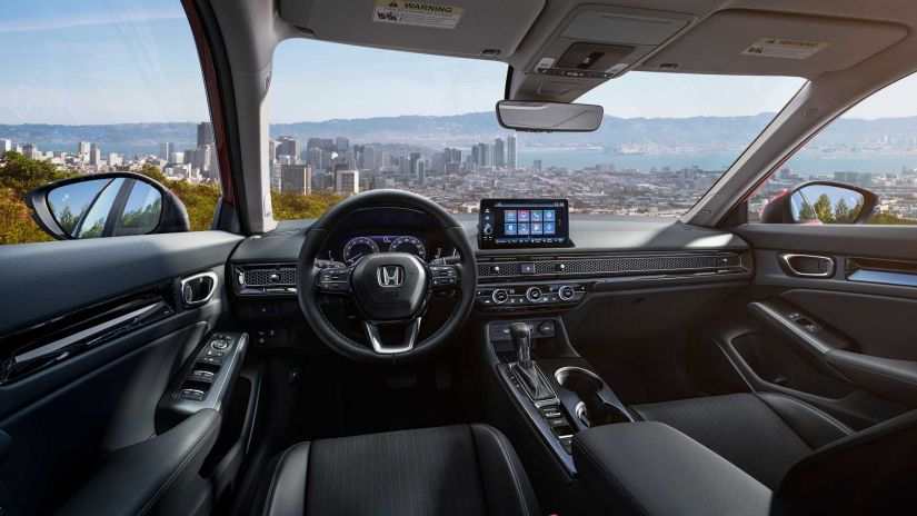 Novo Honda Civic 2022 segue com motores 2.0 e 1.5 turbo